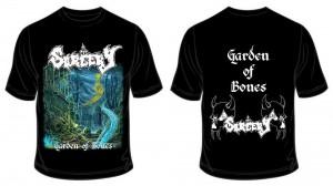 Garden of bones shirt....