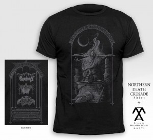 Northen death crusade shirt.